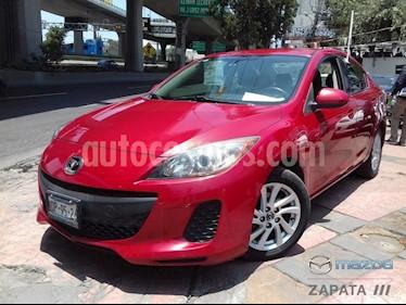 Foto venta Auto usado Mazda 3 Sedan i Touring Aut (2013) color Rojo Fugaz precio $145,000