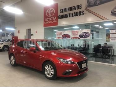 Foto venta Auto Seminuevo Mazda 3 Sedan i Touring Aut (2015) color Rojo precio $210,000