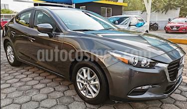 Foto venta Auto usado Mazda 3 Sedan i Touring (2017) color Gris precio $250,000