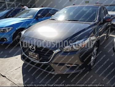 Foto venta Auto usado Mazda 3 Sedan i Touring (2018) color Gris Titanio precio $304,000
