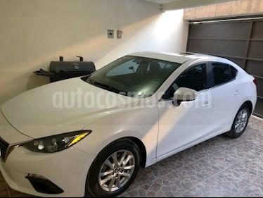 Mazda 3 Sedan i Touring usado (2015) color Blanco precio $195,000