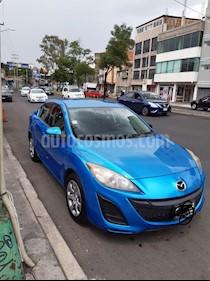Foto Mazda 3 Sedan i Touring usado (2010) color Azul precio $128,000