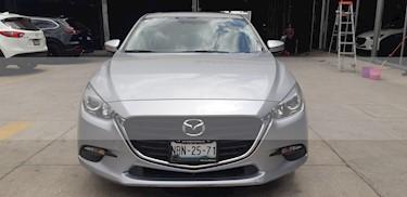 Foto venta Auto usado Mazda 3 Sedan i Touring (2017) color Plata Sonic precio $245,000