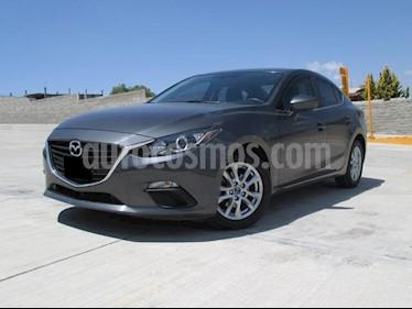 Foto venta Auto usado Mazda 3 Sedan i Touring (2016) color Gris Meteoro precio $240,000
