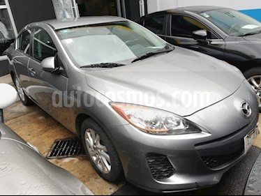 Mazda 3 Sedan i Touring usado (2012) color Aluminio precio $115,000