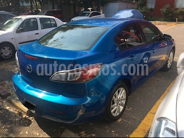 Foto venta Auto usado Mazda 3 Sedan i Touring (2013) color Azul precio $125,000