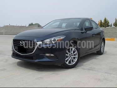 Foto venta Auto usado Mazda 3 Sedan i Touring (2018) color Azul Marino precio $285,000