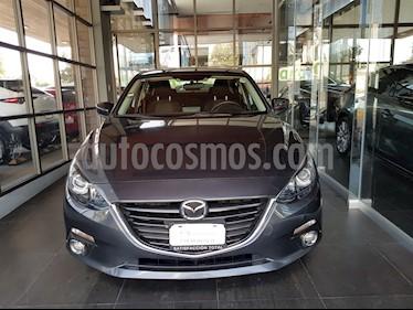 Foto Mazda 3 Sedan i Touring usado (2015) color Gris Meteoro precio $174,000