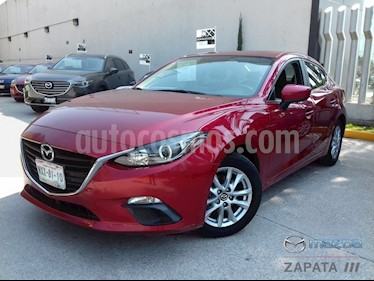 Foto venta Auto usado Mazda 3 Sedan i Touring (2016) color Rojo precio $230,000