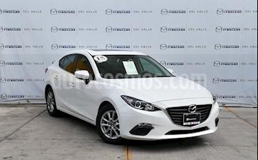 Foto venta Auto usado Mazda 3 Sedan i Touring (2015) color Blanco Perla precio $205,000