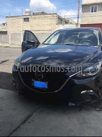 Mazda 3 Sedan i Touring usado (2016) color Negro precio $210,000