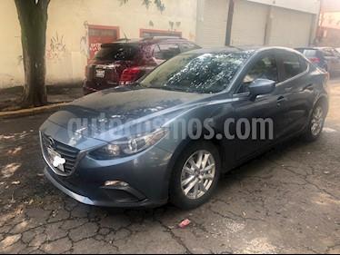 Mazda 3 Sedan i Touring usado (2015) color Azul precio $169,000