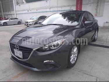 Foto venta Auto usado Mazda 3 Sedan i Touring (2016) color Gris precio $220,000