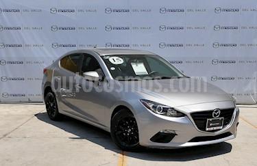 Foto venta Auto usado Mazda 3 Sedan i Touring (2015) color Aluminio precio $198,000