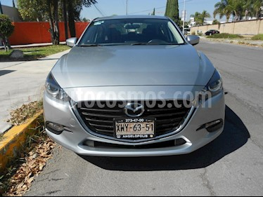 Foto venta Auto Seminuevo Mazda 3 Sedan i Touring (2017) color Plata precio $245,000