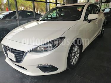 Foto venta Auto usado Mazda 3 Sedan i Touring (2016) color Blanco Perla precio $215,000