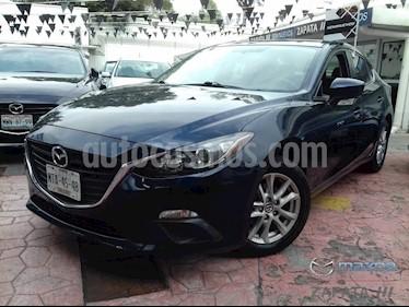 Foto Mazda 3 Sedan i Touring usado (2015) color Azul precio $190,000