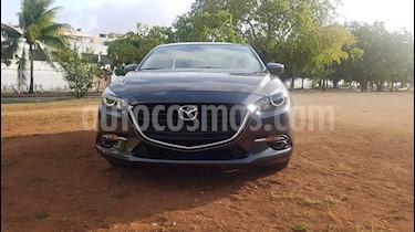 Mazda 3 Sedan i Touring usado (2017) color Gris Titanio precio $265,000
