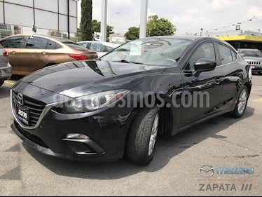 Foto venta Auto usado Mazda 3 Sedan i Touring (2016) color Negro precio $205,000