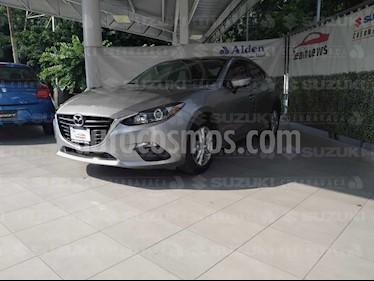 Foto Mazda 3 Sedan i Touring usado (2016) color Aluminio precio $215,000