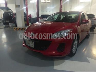Foto venta Auto Seminuevo Mazda 3 Sedan i Touring (2013) color Rojo precio $130,000