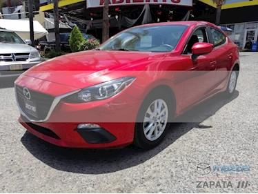 Foto venta Auto usado Mazda 3 Sedan i Touring (2016) color Rojo precio $220,000