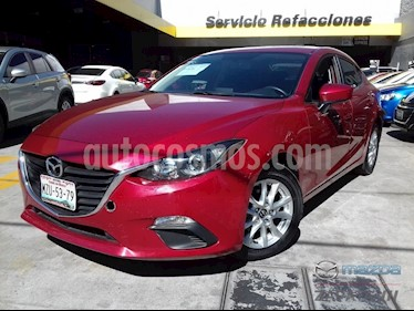 Foto venta Auto usado Mazda 3 Sedan i Touring (2016) color Rojo precio $235,000