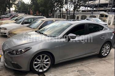 Mazda 3 Sedan i Touring usado (2014) color Gris Plata  precio $159,000