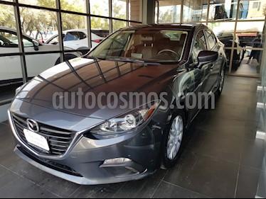 Foto Mazda 3 Sedan i Touring usado (2016) color Gris Meteoro precio $199,000
