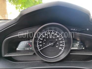 Mazda 3 Sedan i Touring usado (2018) color Rojo precio $289,000