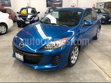 Foto venta Auto usado Mazda 3 Sedan i  (2013) color Azul Indigo precio $135,000