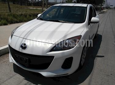 Foto venta Auto usado Mazda 3 Sedan i  (2013) color Blanco precio $119,800