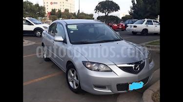 Foto venta Auto usado Mazda 3 Sedan i (2009) color Plata precio $85,000