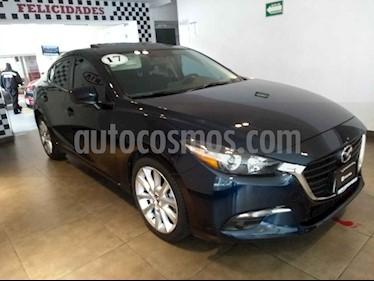 Foto venta Auto usado Mazda 3 Sedan i (2017) color Azul precio $239,000