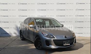 Foto venta Auto usado Mazda 3 Sedan i  (2013) color Aluminio precio $140,000