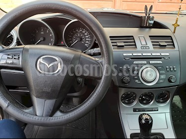 Foto venta Auto usado Mazda 3 Sedan i (2011) color Grafito precio $120,000