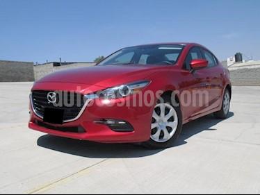 Foto venta Auto usado Mazda 3 Sedan i (2018) color Rojo precio $258,000