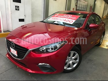 Foto venta Auto Seminuevo Mazda 3 Sedan i (2016) color Rojo precio $198,000