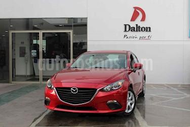 Foto Mazda 3 Sedan i usado (2015) color Rojo precio $179,000