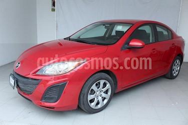 Foto venta Auto usado Mazda 3 Sedan i (2011) color Rojo precio $139,000