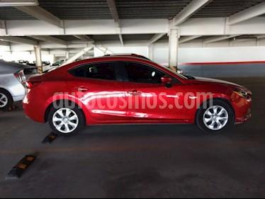 Foto venta Auto usado Mazda 3 Sedan i (2015) color Rojo precio $195,000