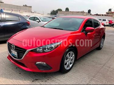 Foto venta Auto Seminuevo Mazda 3 Sedan i (2016) color Rojo precio $229,900