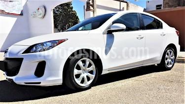 Foto venta Auto usado Mazda 3 Sedan i  (2013) color Blanco precio $118,000