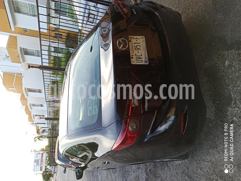 Mazda 3 Sedan i Touring usado (2018) color Negro precio $230,000
