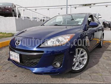 Mazda 3 Sedan i Sport usado (2012) color Azul precio $140,000