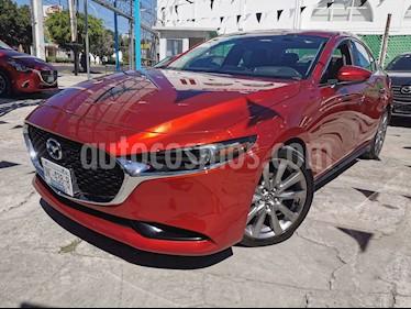Mazda 3 Sedan s Grand Touring Aut usado (2020) color Rojo precio $380,000