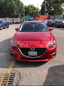 Mazda 3 Sedan i Touring usado (2016) color Rojo precio $200,000