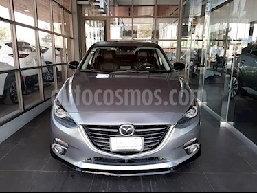 Mazda 3 Sedan s Grand Touring Aut usado (2016) color Plata precio $203,000