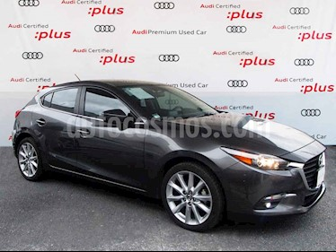 Mazda 3 Sedan i Grand Touring Aut usado (2018) color Gris precio $280,000