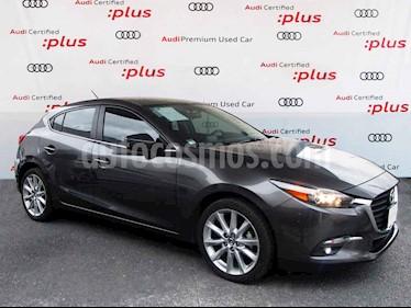 Mazda 3 Sedan i Grand Touring Aut usado (2018) color Gris precio $280,000